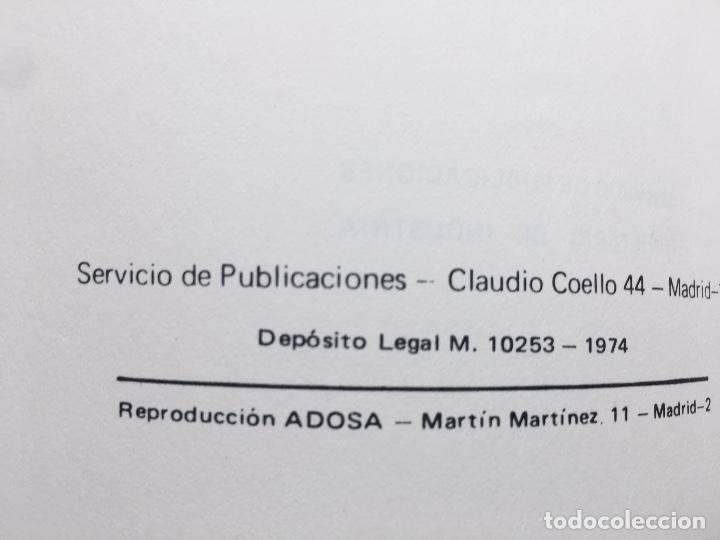 Libros de segunda mano: MAPA DE ROCAS INDUSTRIALES BERMEO BILBAO HOJAS 5-12 MEMORIA 6/1 6/2 ESCALA 1: 200000 IGME 1974 - Foto 2 - 114684479