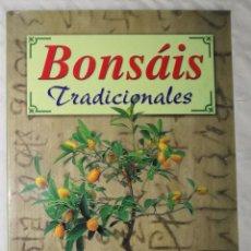Libros de segunda mano: BONSAIS TRADICIONALES - ED. LIBSA (EI). Lote 115247847