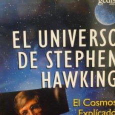 Libros de segunda mano de Ciencias: EL UNIVERSO DE STEPHEN HAWKING ED. GEDISA DAVID FILKIN CONDICIÓN: MUY BIEN. Lote 115310167