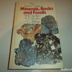 Libros de segunda mano: GUIA DE MINERALES,ROCAS Y FOSILES.IDIOMA INGLES.. Lote 115590787