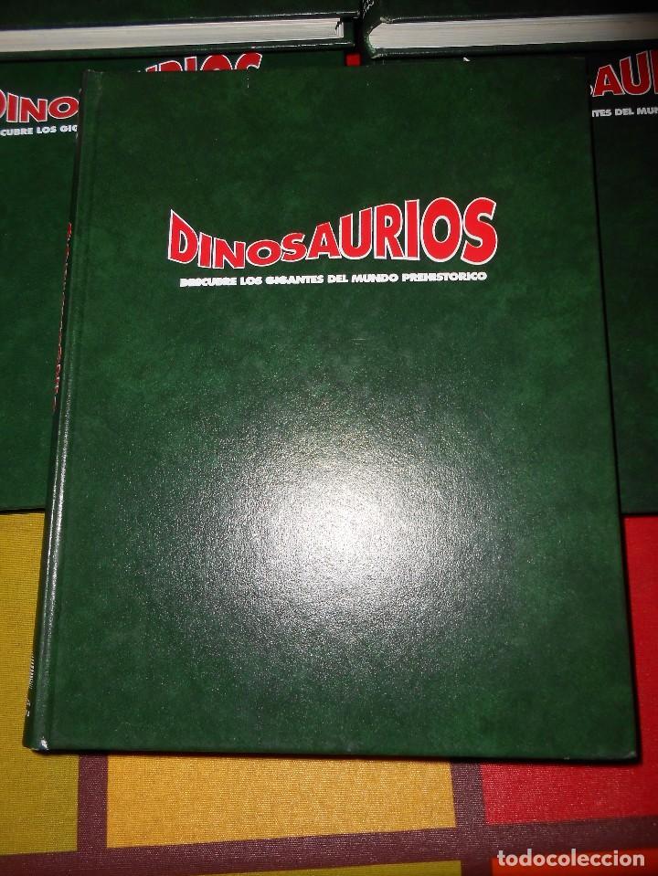 Libros de segunda mano: DINOSAURIOS.DESCUBRE LOS GIGANTES DEL MUNDO PREHISTÓRICO - Foto 2 - 115964679