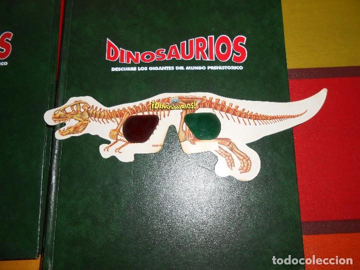 Libros de segunda mano: DINOSAURIOS.DESCUBRE LOS GIGANTES DEL MUNDO PREHISTÓRICO - Foto 5 - 115964679