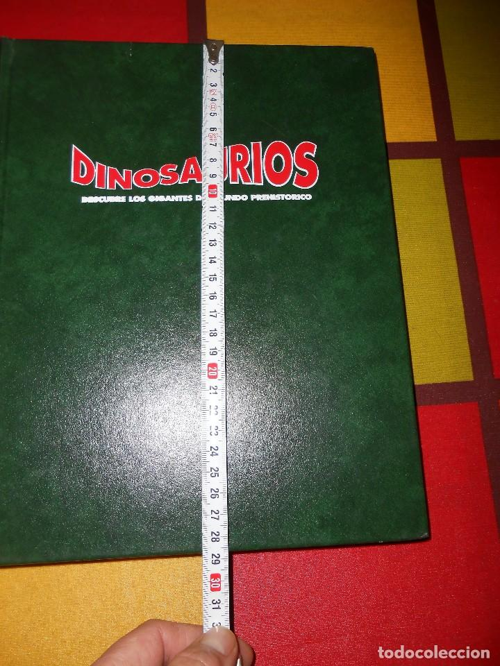 Libros de segunda mano: DINOSAURIOS.DESCUBRE LOS GIGANTES DEL MUNDO PREHISTÓRICO - Foto 9 - 115964679