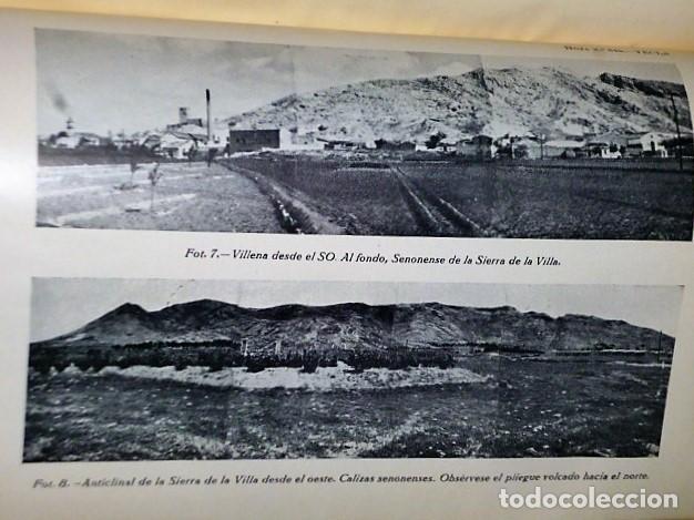 Libros de segunda mano: MAPA GEOLÓGICO DE ESPAÑA. EXPLICACIÓN DE LA HOJA NÚM. 845. YECLA (MURCIA) - Foto 5 - 116181135