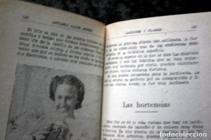 Libros de segunda mano: JARDINES Y FLORES - Antonio ALLUE MORER - CERES - VALLADOLID - ILUSTRADO - Foto 6 - 49065723