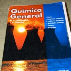 Libros de segunda mano de Ciencias: QUÍMICA GENERAL.. Lote 116219375
