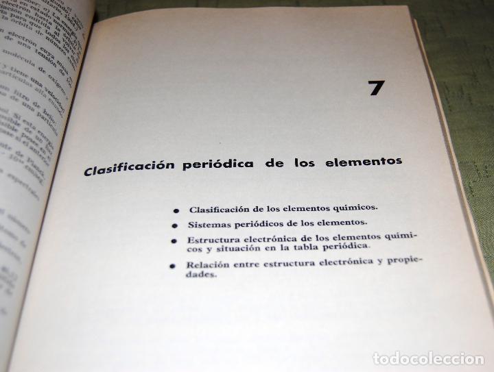 Libros de segunda mano de Ciencias: Química, curso de orientación universitaria (COU). - Foto 5 - 126995552