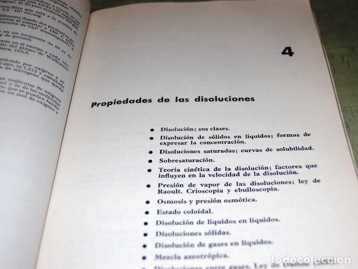 Libros de segunda mano de Ciencias: Química, curso de orientación universitaria (COU). - Foto 6 - 126995552
