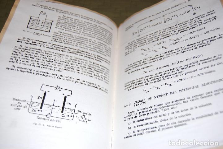 Libros de segunda mano de Ciencias: Química, curso de orientación universitaria (COU). - Foto 9 - 126995552