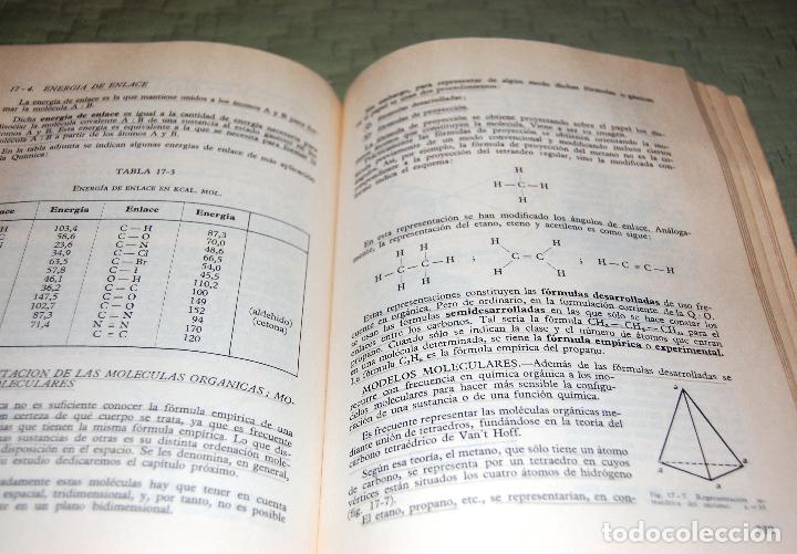 Libros de segunda mano de Ciencias: Química, curso de orientación universitaria (COU). - Foto 10 - 126995552