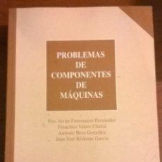 Libros de segunda mano de Ciencias: 628-PROBLEMAS DE COMPONENTES DE MÁQUINAS-FUENMAYOR FERNÁNDEZ, F. Lote 54338965