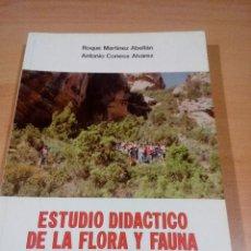 Gebrauchte Bücher - estudio didactico de la flora y fauna de una comarca Jumilla - Yecla - 364 paginas - 116899355
