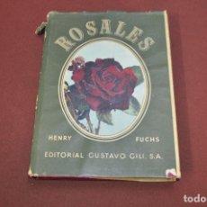 Livros em segunda mão: ROSALES - HENRY FUCHS - EDITORIAL GUSTAVO GILI - FFB. Lote 117133891