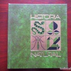 Libros de segunda mano: HISTORIA NATURAL - ECOLOGIA Y EVOLUCION - BIBLIOTECA CULTURAL CARROGGIO (AT). Lote 117905763