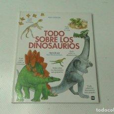 Libros de segunda mano - Todo sobre los dinosaurios. (autor: Mike Benton) - 118083331