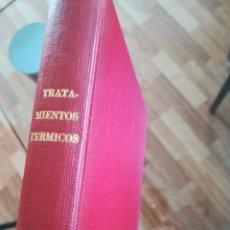 Libros de segunda mano de Ciencias: II CURSO DE TRATAMIENTOS TERMICOS-VVAA-ASOC. TEC. ESPAÑOLA DE EST. METALURGICOS 1971. Lote 118231879