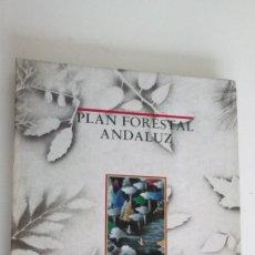 Libros de segunda mano: PLAN FORESTAL ANDALUZ JUNTA DE ANDALUCÍA, 1989. Lote 118267843