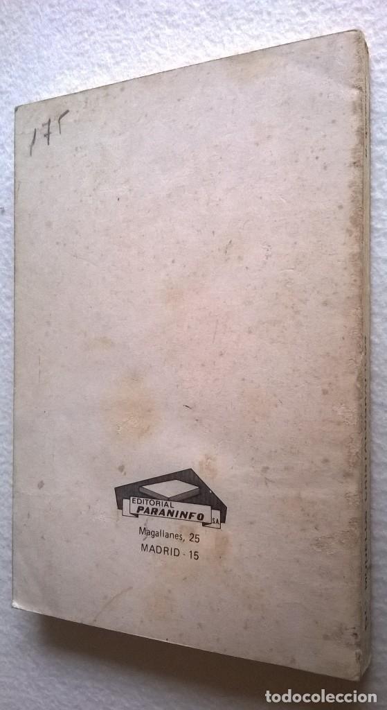 Libros de segunda mano: 315-60 modelos cristalogáficos-B Meléndez, PARANINFO, MADRID - Foto 2 - 54365801