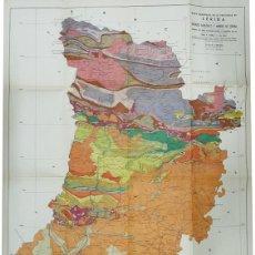 Livres d'occasion: ALMELA (ANTONIO) Y RÍOS (JOSÉ MARÍA). EXPLICACIÓN AL MAPA GEOLÓGICO DE LA PROVINCIA DE LÉRIDA. 1947. Lote 118523124