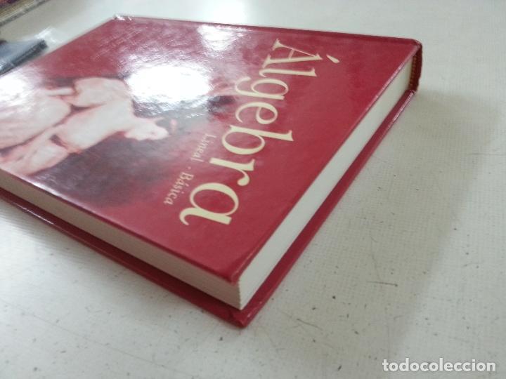 Libros de segunda mano de Ciencias: ALGEBRA LINEAL-BASICA - DIAZ HERNANDEZ, ANA MARIA / BARGUEÑO FARIÑAS, VICENTE / ROMERA CARRION, CARL - Foto 3 - 118884987