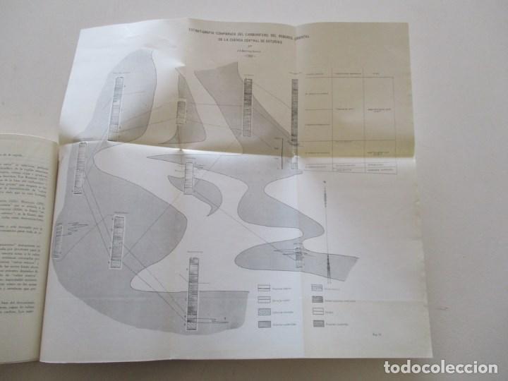 Libros de segunda mano: Estudios geológico del reborde oriental de la cuenca carbonífera central de Asturias. RM86069 - Foto 4 - 118885195