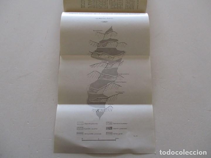 Libros de segunda mano: Estudios geológico del reborde oriental de la cuenca carbonífera central de Asturias. RM86069 - Foto 5 - 118885195