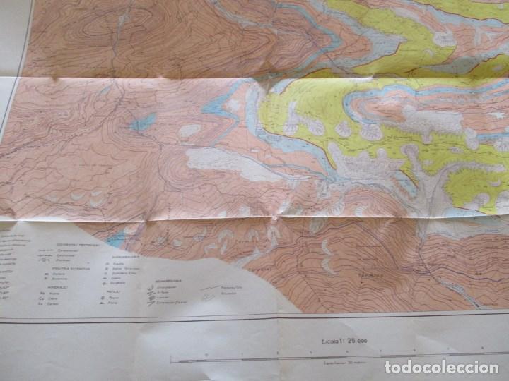 Libros de segunda mano: Estudios geológico del reborde oriental de la cuenca carbonífera central de Asturias. RM86069 - Foto 6 - 118885195
