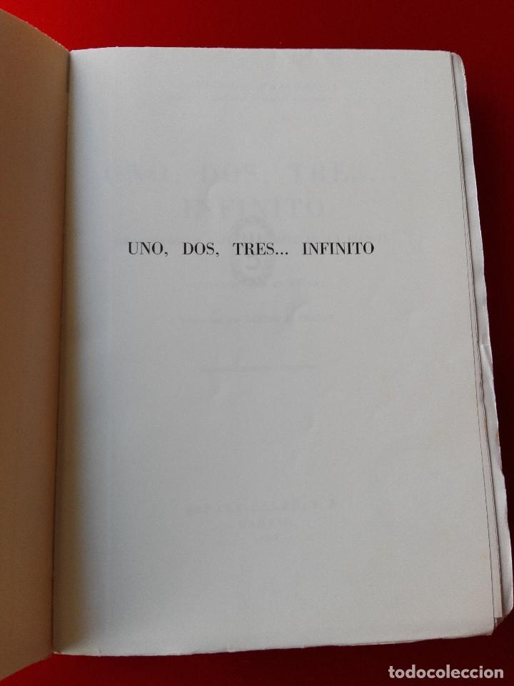 Libros de segunda mano de Ciencias: libro-uno,dos,tres...infinito-george gamow-nueva técnica-1969-espasa calpe-ver fotos - Foto 4 - 118903775