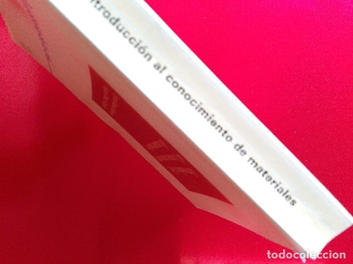 Libros de segunda mano de Ciencias: introducción al conocimiento de materiales-cuadernos uned-1996-3ªreimpresión-buen estado-ver fotos. - Foto 2 - 118948215