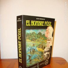 Libros de segunda mano: EL HOMBRE FÓSIL - HUGO OBERMAIER - EDICIONES ISTMO, MUY BUEN ESTADO. Lote 119008071