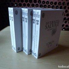 Libros de segunda mano: NATURALEZA SALVAJE - VIDA ANIMAL - COLECCIÓN COMPLETA - NUEVA SIN DESPRECINTAR LIMITADA 3D - 6 TOMOS. Lote 119215999
