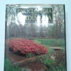 Libros de segunda mano: ENCICLOPEDIA DE LA JARDINERÍA 1993 CESTMÍR BÖHM 3ª EDICIÓN SUSAETA . Lote 119307971