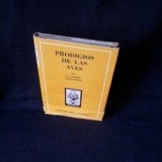 Libros de segunda mano: J.OTERO ESPASANDIN - PRODIGIOS DE LAS AVES - COLECCION ORO 4 - ATLANTIDA TERCERA EDICION 1954. Lote 119838055