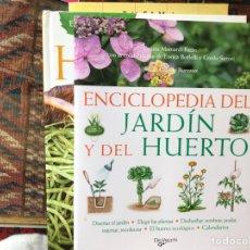 Livres d'occasion: ENCICLOPEDIA DEL JARDÍN Y DEL HUERTO. FAUSTA MAINORDI. Lote 120550563