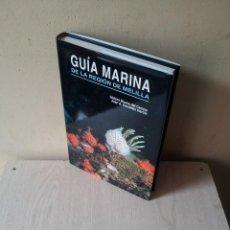 Libros de segunda mano: ISIDORO BUENO DEL CAMPO Y JUAN A. GONZALEZ - GUIA MARINA DE LA REGION DE MELILLA 1996. Lote 121234355