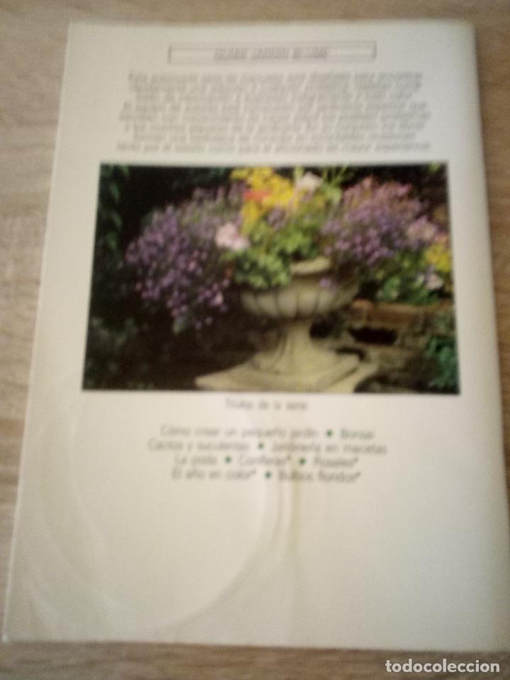 Libros de segunda mano: JARDINERIA EN MACETAS - GUÍAS JARDÍN BLUME - EDITORIAL BLUME - 1º EDICIÍÓN 1988 - Foto 2 - 121488031