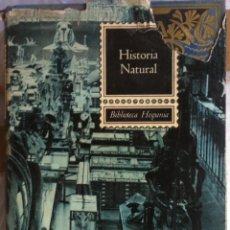 Libros de segunda mano: ÁNGEL CABRERA. HISTORIA NATURAL POPULAR. BIBLIOTECA HISPANIA. 1957. Lote 121564623