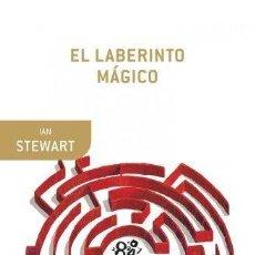 Libros de segunda mano de Ciencias: EL LABERINTO MÁGICO. IAN STEWART. Lote 121641067