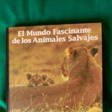 Libros de segunda mano: EL MUNDO FASCINANTE DE LOS ANIMALES SALVAJES - READER ' S DIGEST - NUEVO. Lote 121703007