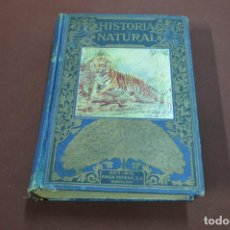 Libros de segunda mano: HISTORIA NATURAL POPULAR - BIBLIOTECA HISPANIA - AÑO 1947 - FFB. Lote 121779215