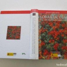 Libros de segunda mano: VV. AA ATLAS Y LIBRO ROJO DE LA FLORA VASCULAR AMENAZADA DE ESPAÑA. TAXONES PRIORITARIOS. RM86486. Lote 121939603