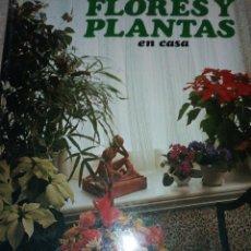 Libros de segunda mano: FLORES Y PLANTAS EN CASA - EDITORIAL HMB 1978 - VIOLET STEVENSON. Lote 122067835