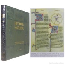 Libros de segunda mano: 1953 - GEOLOGÍA - ENORME LIBRO ILUSTRADO, LÁMINAS - CRISTALES, MINERALES, FÓSILES, PALEONTOLOGÍA. Lote 125397971