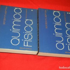 Libros de segunda mano de Ciencias: QUMICA FISICA, GORDON M.BARROW - ED.REVERTE 1975 2VOLS . Lote 122278775