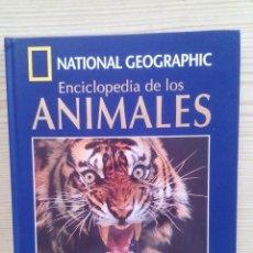 Libros de segunda mano: ENCICLOPEDIA DE LOS ANIMALES - MAMIFEROS I. Lote 122723827