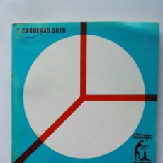 Libros de segunda mano de Ciencias: DIBUJO AXOMETRICO INDUSTRIAL PERSPECTIVA CABALLERA. Lote 123028199