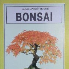 Libros de segunda mano: BONSAI / ANNE SWINTON. BARCELONA : BLUME, 1990. GUÍAS JARDÍN BLUME.. Lote 123028443