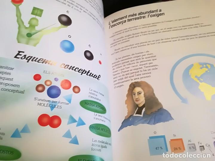 Libros de segunda mano de Ciencias: Química a labast - Marifé Rivas / Mirentxu Arias - en català - Foto 5 - 123380315
