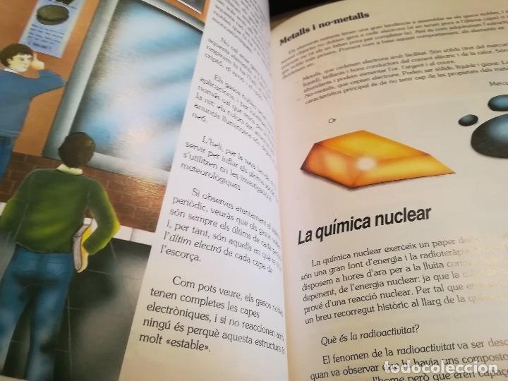 Libros de segunda mano de Ciencias: Química a labast - Marifé Rivas / Mirentxu Arias - en català - Foto 6 - 123380315