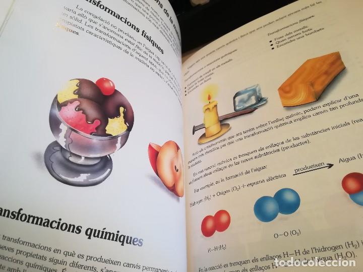 Libros de segunda mano de Ciencias: Química a labast - Marifé Rivas / Mirentxu Arias - en català - Foto 7 - 123380315